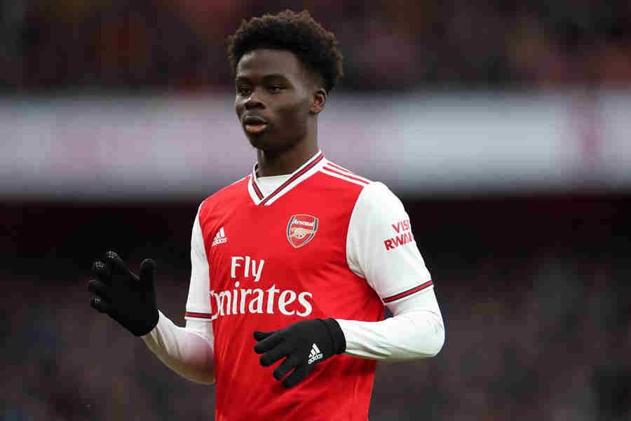 Bukayo Saka might be playing for Nigeria