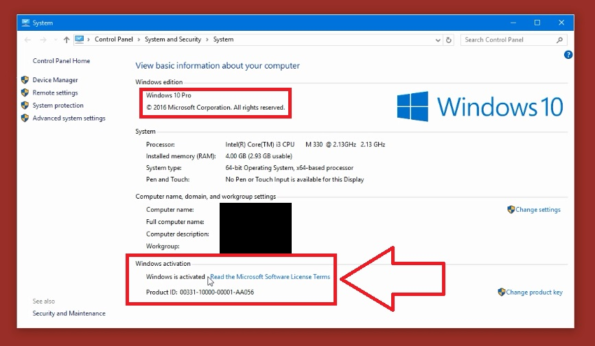 Windows 10 Activation Code For Free