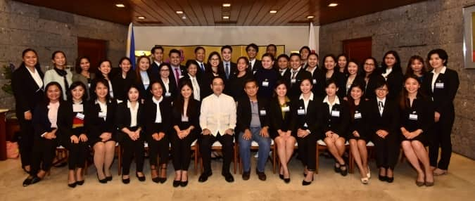 The 40 Filipino teachers who became part of the JET Programme in 2018