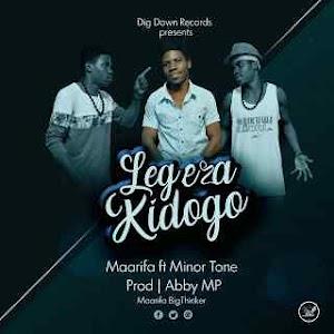 Audio | Maarifa Big Thinker ft Minor Tone - Legeza Kidogo | Mp3 Download