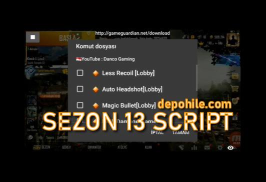 Pubg Mobile 0.18.0 Danco Script Magic Bullet Hilesi Sezon 13