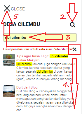 Search Blog DESA CILEMBU