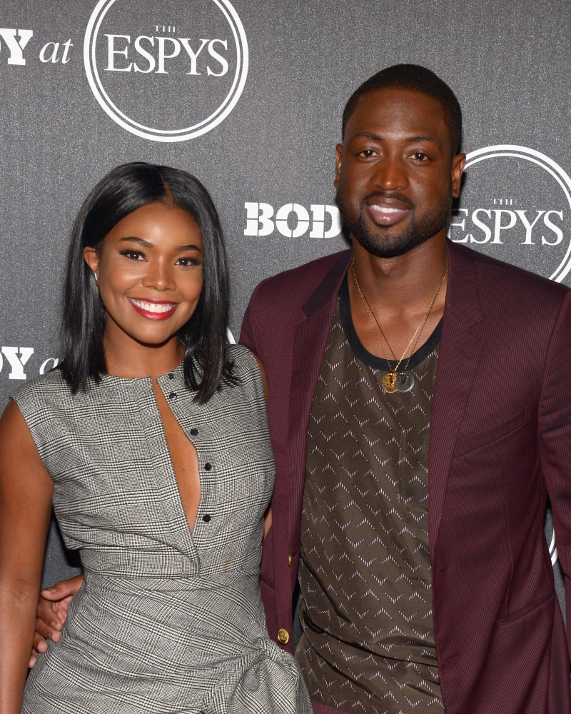 Players wives nba with famous NBA Ex