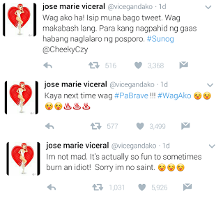 "Vice Ganda Loses His Cool and Reacts to NETIZEN for ""PWE"" Remark!"
