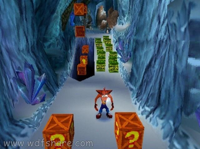 Crash Bandicoot 2 - Cortex Strikes Back tanpa Emulator