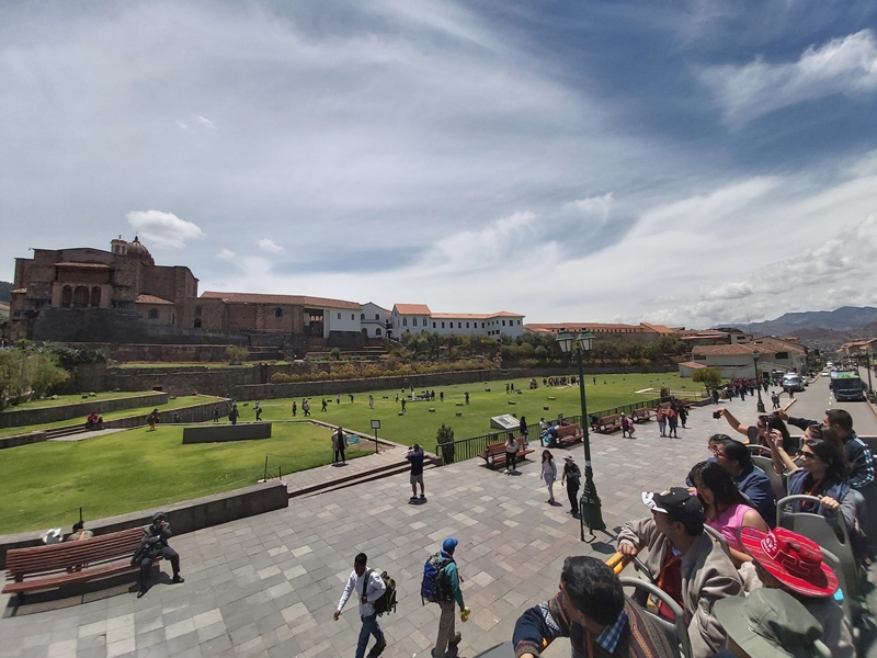 ônibus Panorâmico de Cusco
