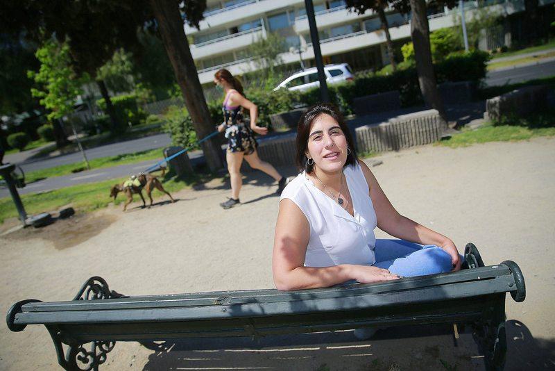 Javiera Jadue sobrina de Daniel Jadue
