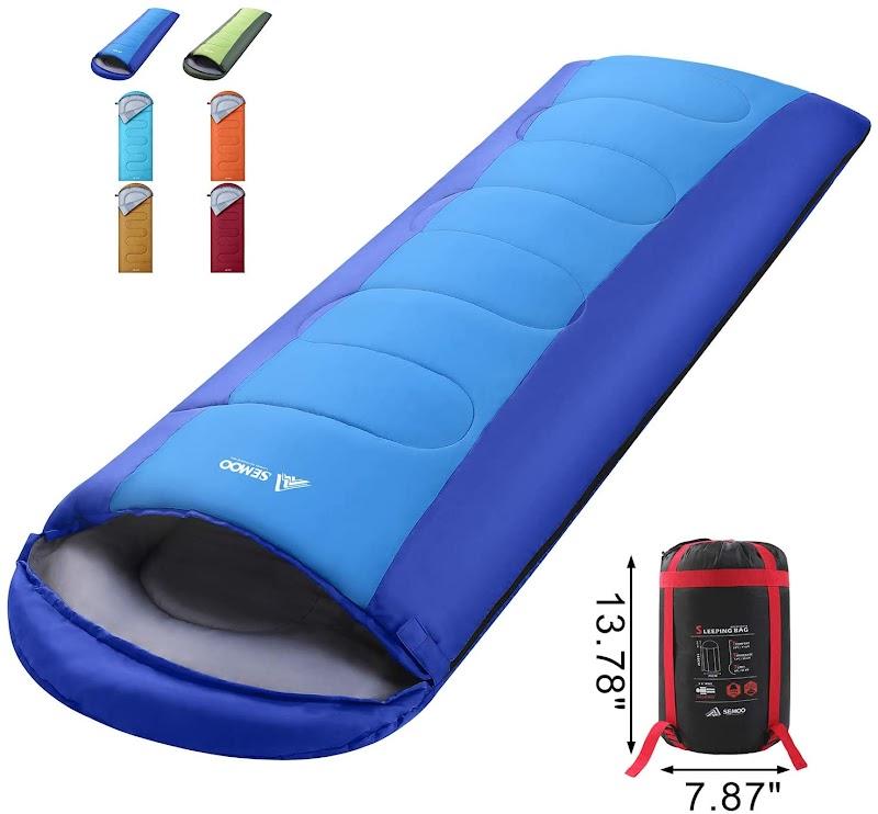 50%OFF Sleeping Bag Lightweight Water Resistan