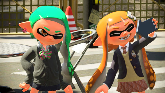 Splatoon game review