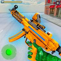 Counter Terrorist Robot Shooting Fps Shooter Mod Apk