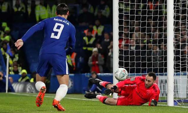 """Morata """"đi nhanh về chậm"""": Chelsea mua hớ phải """"Drogba ngược""""? 1"""