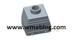 Connector Hoods Sibas HB.32.STO-VS.1.29.G