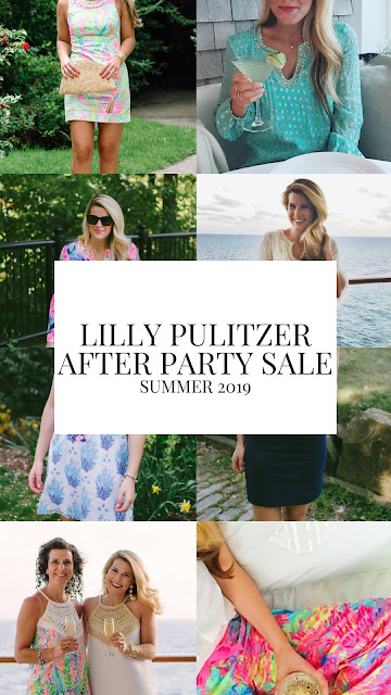 Lilly Pulitzer After Party Sale Summer 2019