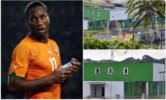 Chelsea legend Didier Drogba offers his Ivory Coast hospital as a Coronavirus treatment centre