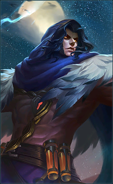Faramis Death Chanter Heroes Mage of Skins V1