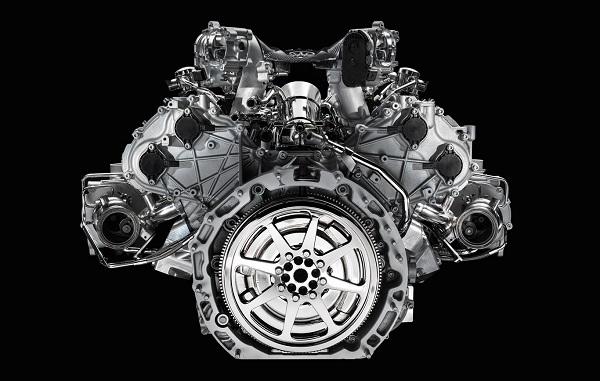 Motor Maserati Nettuno