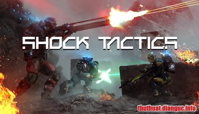 Download Game Shock Tactics Full Cr@ck
