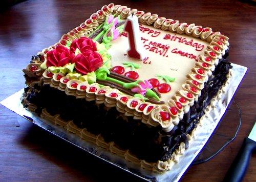 Cara Membuat Kue Tart Ulang Tahun Yang Mudah Laura Jane