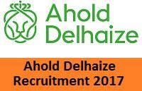 Ahold Delhaize Recruitment