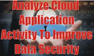 Analyze Cloud Application Activity To Improve Data Security
