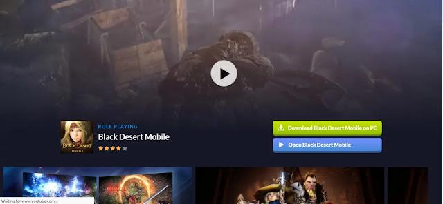 Cara Main Black Desert Mobile Di Laptop, Ikuti Caranya Lebih Seru