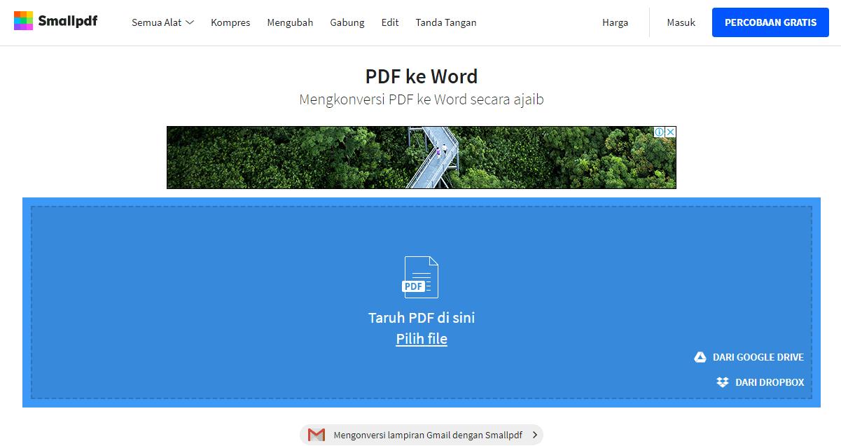 Cara Mengubah File PDF Menjadi Word di Android Agar Bisa Diedit dengan Mudah
