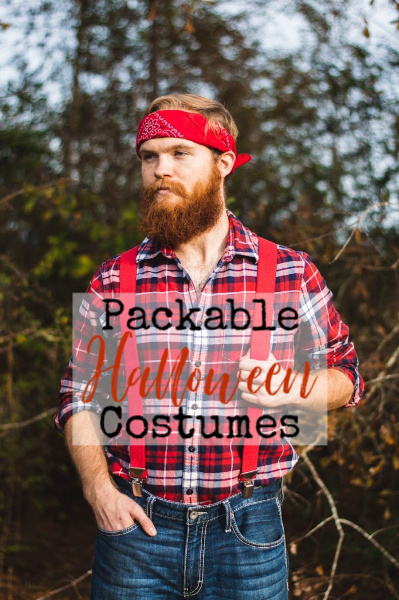 If you're thinking of traveling where you'll need/want to bring a costume, there are a few rules to follow. Here's how to travel with a Halloween costume.