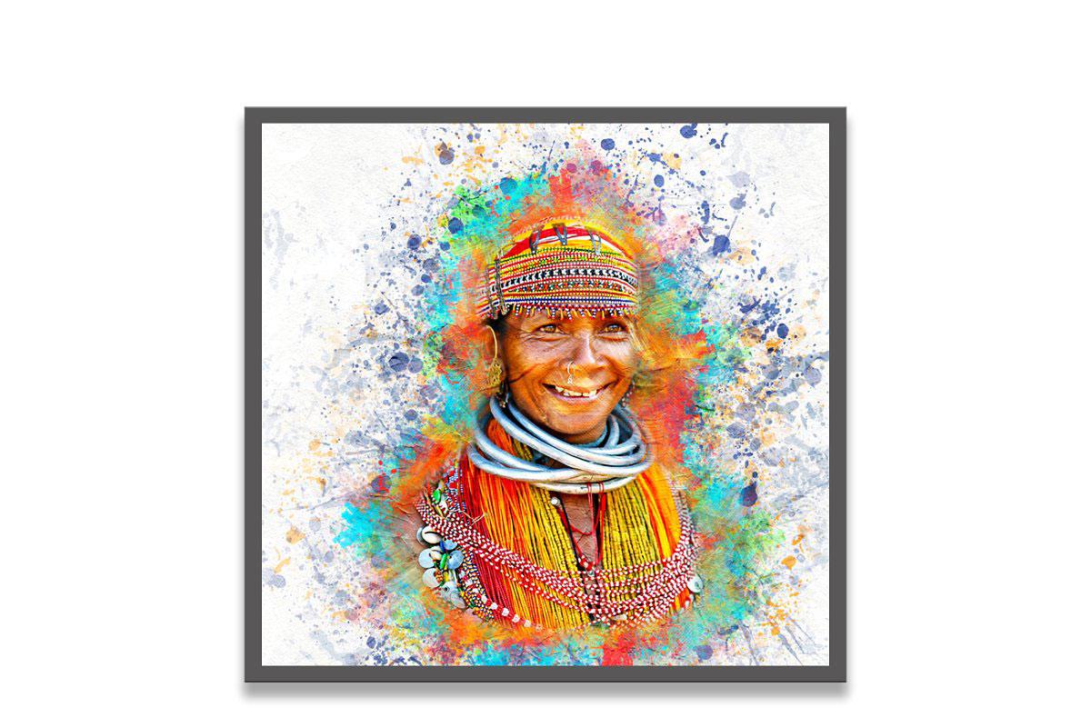 Artistic Oil Photoshop Action 525405