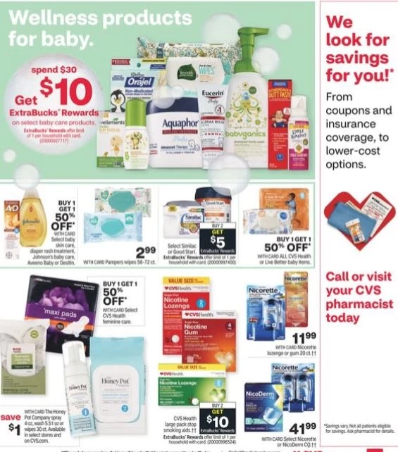 CVS Weekly Ad Preview 2/21-2/27