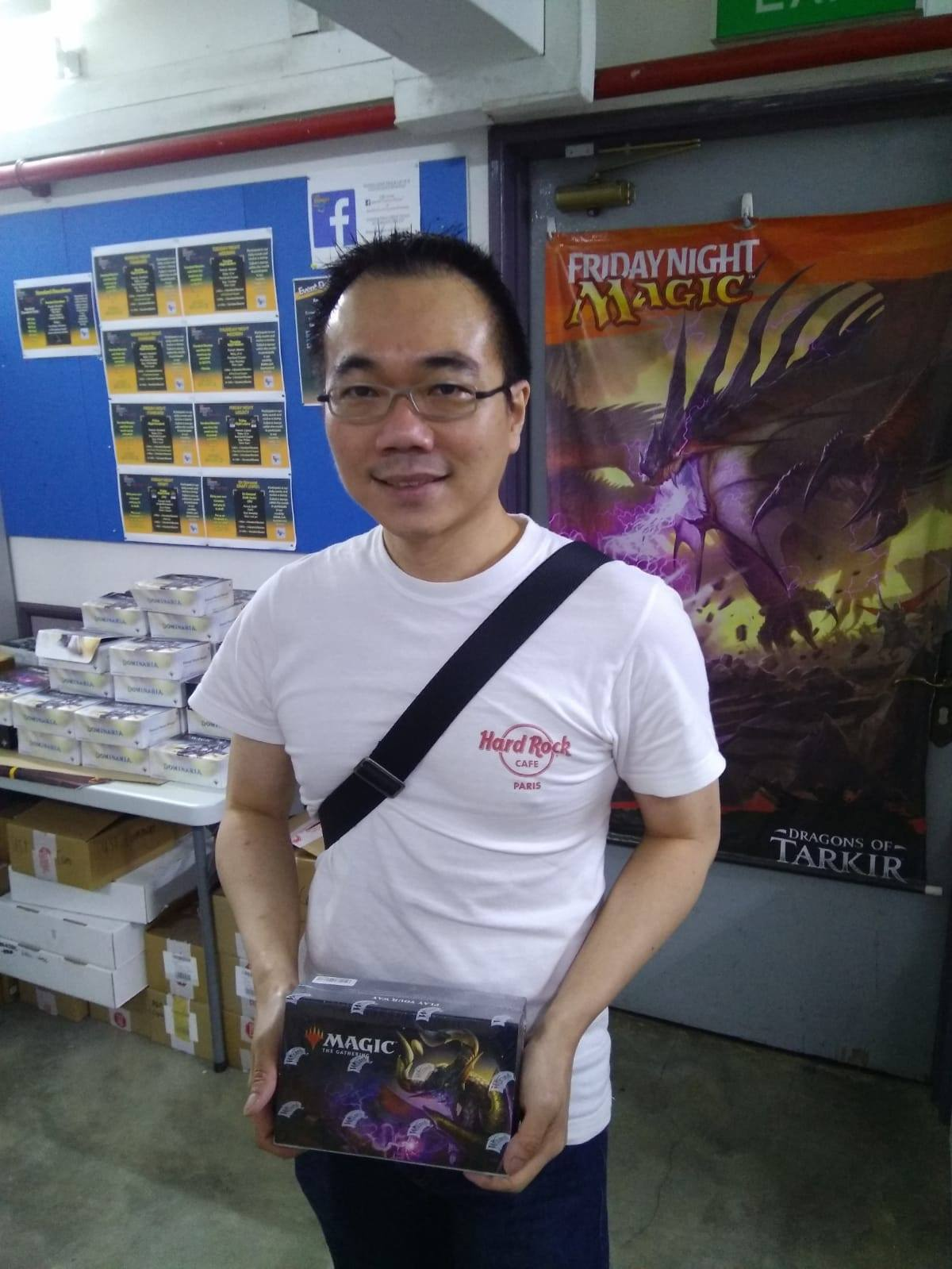 MTG SG Community: Interview with the PPTQ winners for Pro