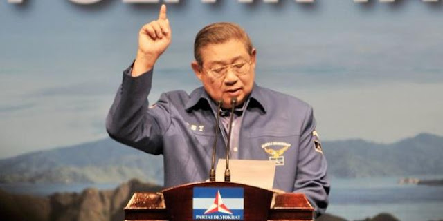 Viral Video SBY Dukung Nomor Urut 1, Ini Kata Elite Demokrat