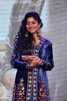 Beautiful Cute Sai Pallavi in dark Blue dress at Fidaa music launch  Exclusive Celebrities galleries 027.JPG