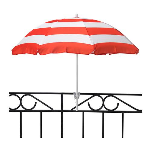 Ikea e momichan balconi e terrazzi for Ikea ombrelloni da balcone