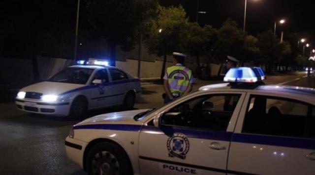 20χρονος χτύπησε και τραυμάτισε αστυνομικό για να αποφύγει την σύλληψη