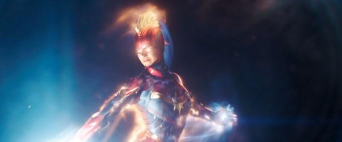 'Capitã Marvel': Assista ao novo trailer   Uau...