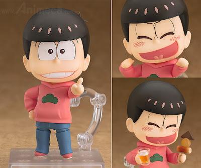 Figura Osomatsu Matsuno Nendoroid Osomatsu-san
