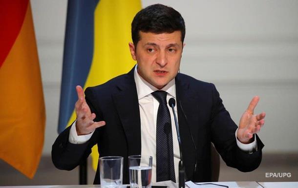 Зеленський запропонував план розведення на Донбасі