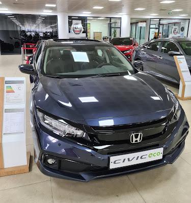 Honda Plaza Mutluhan'da Yaptırdığım Honda Civic Aracımın Yıllık Bakım İşlemleri ve Detayları