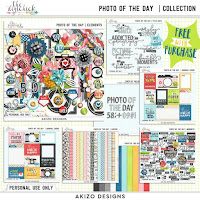 kit : Photo Of The Day Collection by Akizo Designs