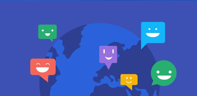 تنزيل Google Translate  تطبيق Google للترجمة  لنظام الاندرويد اخر اصدار
