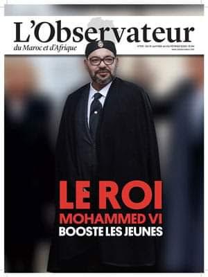 """قناة """"بي. أف.أم """" الفرنسية تبرز تفرد النموذج المغربي بفضل القيادة الملكية الرشيدة"""