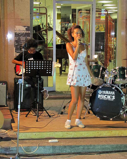 Tony Music City, Notte Bianca, Livorno