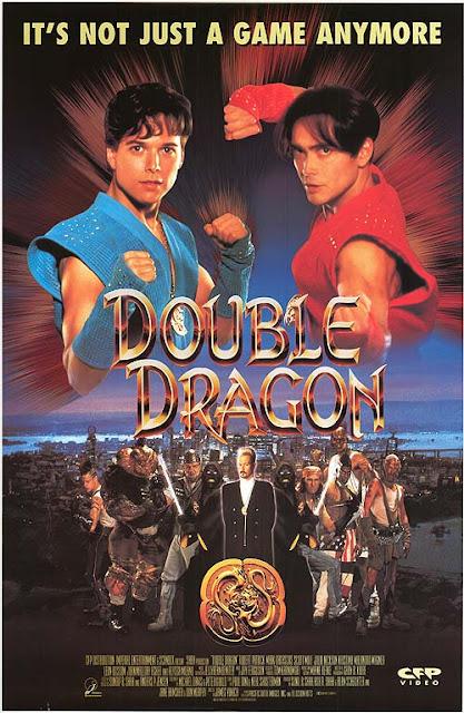 Double Dragon (1994) ταινιες online seires xrysoi greek subs