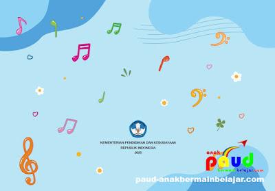 Panduan berguru dalam jaringan Judul Bemain Musik dan Gerak PANDUAN BELAJAR DALAM JARINGAN (BERMAIN MUSIK DAN GERAK)