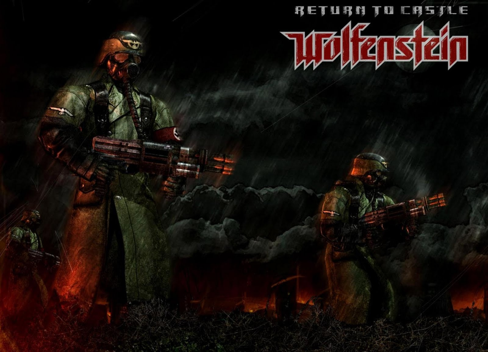 Requisitos Jogos: Return to Castle Wolfenstein