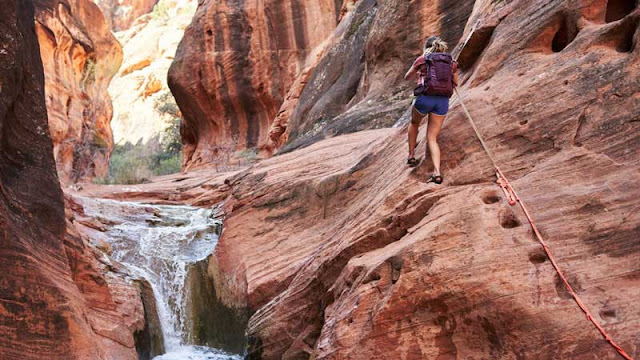Get Best Trails nearby St. George Utah Right Now