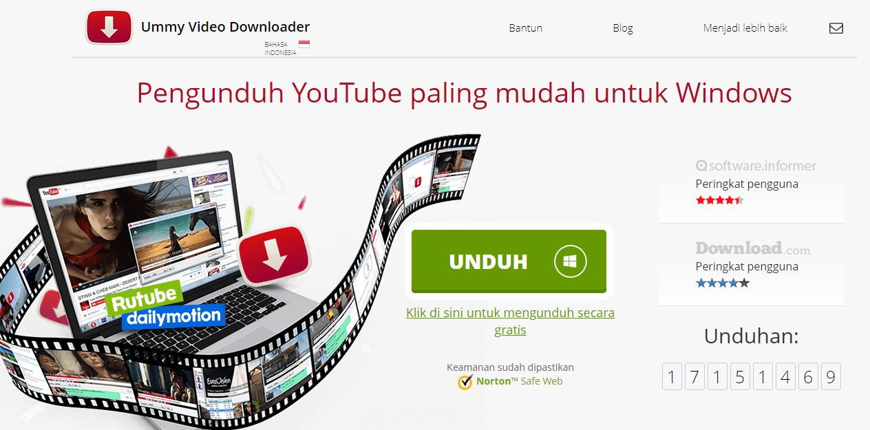 Download Vidio Youtube Mudah Bagi Penguna Komputer dan Laptop