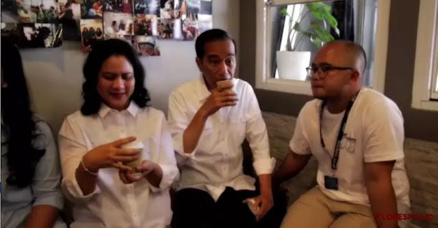 Kopi Flores Dalam Racikan Kopi Jokowi