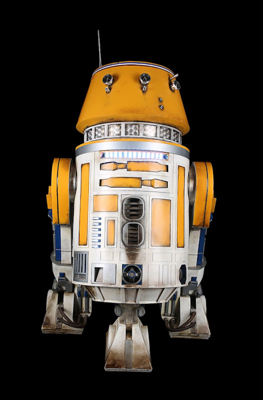 Star Wars Rise of Skywalker R5 Droid