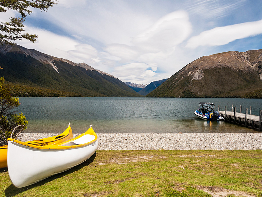 Nelson is one of New Zealand's sunniest places